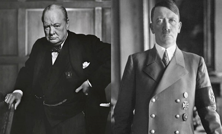 Secrets of Leadership: Hitler and Churchill