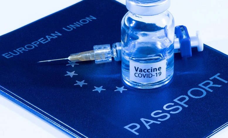 Making the case for COVID-19 vaccine passports: A shift to data democracy