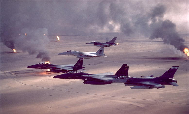 How the US Army and US Navy Won the First Battle of Desert Storm